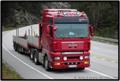 MAN TGA 28.480 SU 42960 Per Mo Transport, i fast trafikk for Royal Transport (mai 09)