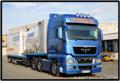 MAN TGX 26.480 6x4 VH 10751 Godstransport & Bilspedisjon